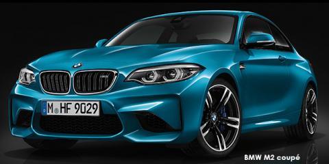 BMW M2 coupe auto