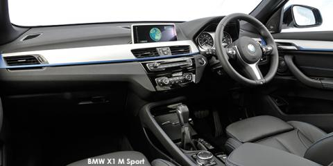 BMW X1 sDrive20i M Sport auto - Image credit: © 2018 duoporta. Generic Image shown.