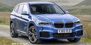 BMW X1 - Image credit: © 2018 duoporta. Generic Image shown.
