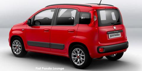Fiat Panda 0.9 TwinAir Lounge - Image credit: © 2018 duoporta. Generic Image shown.