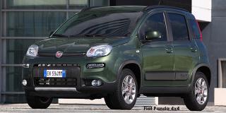 Fiat Panda - Image credit: © 2018 duoporta. Generic Image shown.