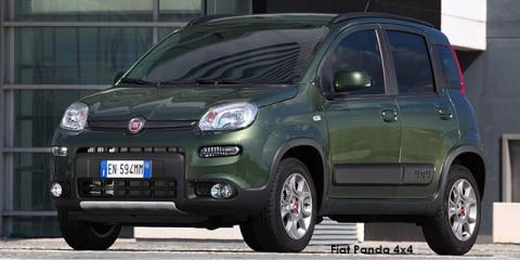 Fiat Panda 0.9 TwinAir 4x4 - Image credit: © 2018 duoporta. Generic Image shown.