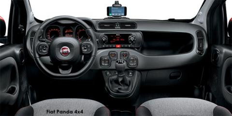 Fiat Panda 0.9 TwinAir 4x4 - Image credit: © 2019 duoporta. Generic Image shown.