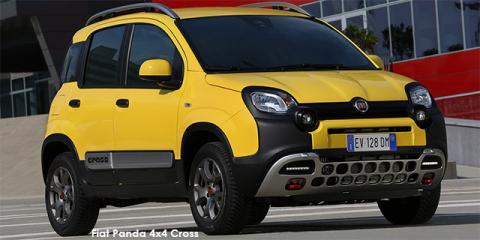 Fiat Panda 0.9 TwinAir 4x4 Cross - Image credit: © 2019 duoporta. Generic Image shown.