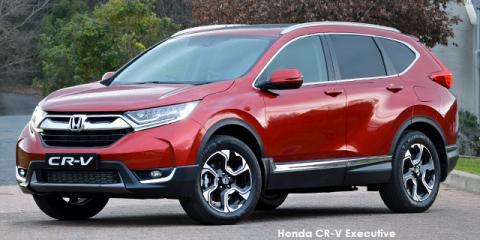 Honda CR-V 2.0 Elegance - Image credit: © 2018 duoporta. Generic Image shown.