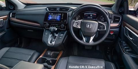 Honda CR-V 1.5T Executive AWD - Image credit: © 2018 duoporta. Generic Image shown.