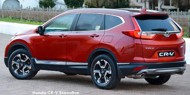 Honda CR-V 1.5T Exclusive AWD CVT