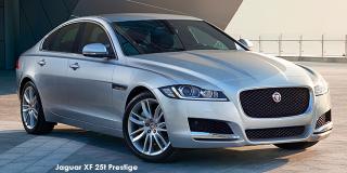 Jaguar XF - Image credit: © 2018 duoporta. Generic Image shown.
