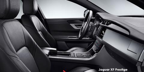 Jaguar XF 30t Prestige - Image credit: © 2018 duoporta. Generic Image shown.
