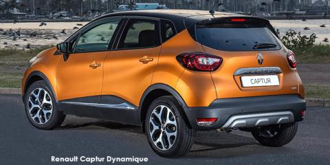 Renault Captur 88kW turbo Dynamique auto - Image credit: © 2018 duoporta. Generic Image shown.