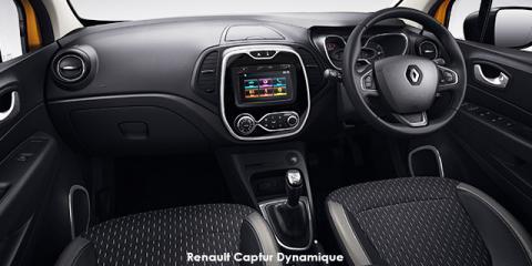 Renault Captur 88kW turbo Dynamique auto - Image credit: © 2021 duoporta. Generic Image shown.