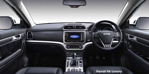 Haval H6 2.0T City auto - Image credit: © 2018 duoporta. Generic Image shown.
