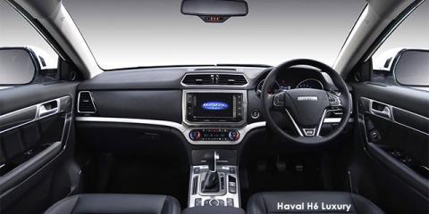 Haval H6 2.0T Premium - Image credit: © 2018 duoporta. Generic Image shown.