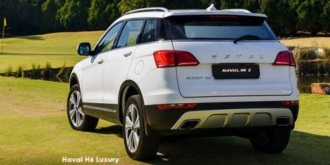 Haval H6 2.0T Premium auto - Image credit: © 2018 duoporta. Generic Image shown.