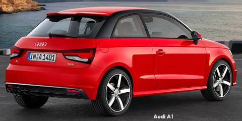 Audi A1 3-door 1.0TFSI S auto - Image credit: © 2018 duoporta. Generic Image shown.