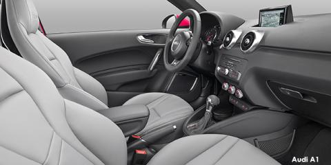 Audi A1 3-door 1.4TFSI SE auto - Image credit: © 2018 duoporta. Generic Image shown.