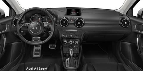 Audi A1 3-door 1.8TFSI Sport