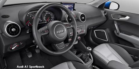 Audi A1 Sportback 1.4TFSI SE auto - Image credit: © 2018 duoporta. Generic Image shown.