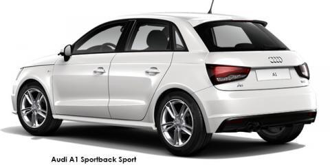 Audi A1 Sportback 1.8TFSI Sport