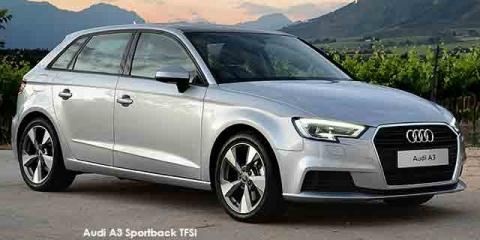 Audi A3 Sportback 1.4TFSI auto - Image credit: © 2018 duoporta. Generic Image shown.