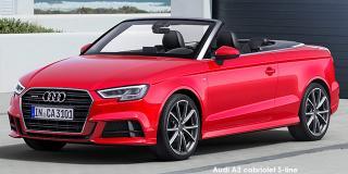 Audi A3 - Image credit: © 2018 duoporta. Generic Image shown.