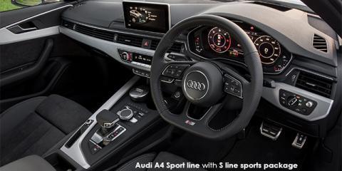 Audi A4 1.4TFSI sport