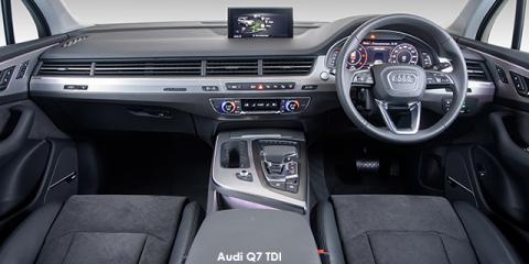 Audi Q7 3.0TDI quattro - Image credit: © 2018 duoporta. Generic Image shown.