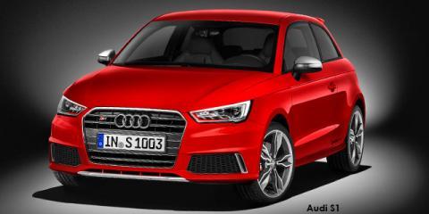 Audi S1 3-door quattro