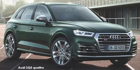 Audi SQ5 quattro - Image credit: © 2018 duoporta. Generic Image shown.