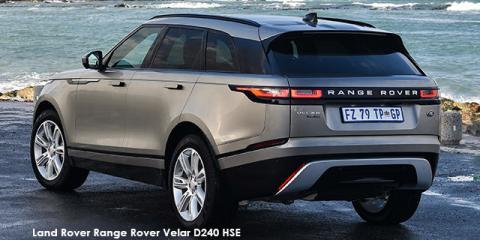Land Rover Range Rover Velar D180 HSE - Image credit: © 2018 duoporta. Generic Image shown.