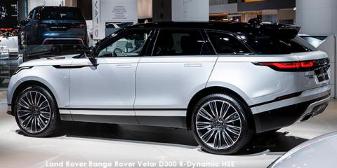 Land Rover Range Rover Velar P250 R-Dynamic S - Image credit: © 2018 duoporta. Generic Image shown.