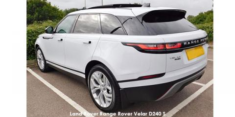 Land Rover Range Rover Velar P250 SE - Image credit: © 2018 duoporta. Generic Image shown.