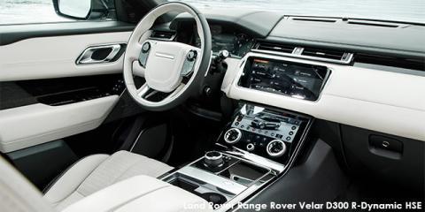 Land Rover Range Rover Velar P250 R-Dynamic HSE - Image credit: © 2018 duoporta. Generic Image shown.