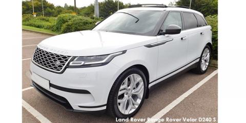 Land Rover Range Rover Velar P300 - Image credit: © 2018 duoporta. Generic Image shown.