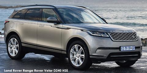 Land Rover Range Rover Velar P300 HSE - Image credit: © 2018 duoporta. Generic Image shown.