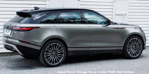 Land Rover Range Rover Velar P380 R-Dynamic HSE First Edition - Image credit: © 2018 duoporta. Generic Image shown.