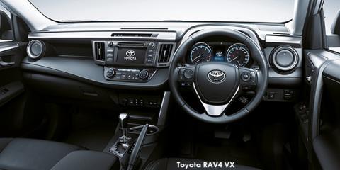 Toyota RAV4 2.0 GX - Image credit: © 2018 duoporta. Generic Image shown.