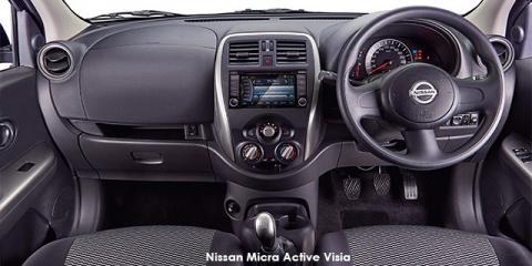 Nissan Micra Active 1.2 Visia - Image credit: © 2018 duoporta. Generic Image shown.