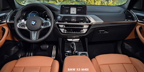 BMW X3 M40i - Image credit: © 2021 duoporta. Generic Image shown.