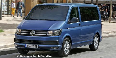 Volkswagen Kombi 2.0TDI SWB Trendline Plus auto - Image credit: © 2018 duoporta. Generic Image shown.