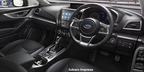 Subaru Impreza 2.0i - Image credit: © 2018 duoporta. Generic Image shown.