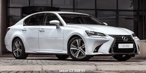 Lexus GS 300 EX - Image credit: © 2018 duoporta. Generic Image shown.