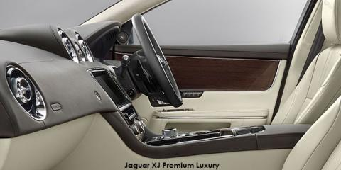 Jaguar XJ 3.0D Premium Luxury - Image credit: © 2018 duoporta. Generic Image shown.