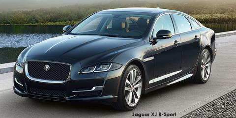 Jaguar XJ 3.0 Supercharged R-Sport - Image credit: © 2018 duoporta. Generic Image shown.