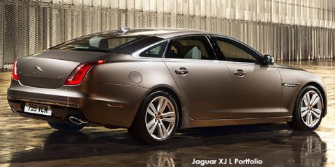 Jaguar XJ L 3.0 Supercharged Portfolio - Image credit: © 2018 duoporta. Generic Image shown.