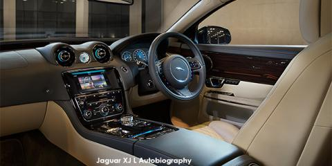 Jaguar XJ L 5.0 Supercharged Autobiography - Image credit: © 2018 duoporta. Generic Image shown.