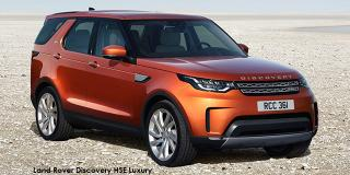 Land Rover Discovery - Image credit: © 2018 duoporta. Generic Image shown.