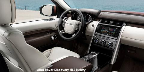 Land Rover Discovery HSE Si4 - Image credit: © 2018 duoporta. Generic Image shown.