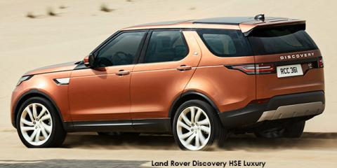 Land Rover Discovery HSE Luxury Td6 - Image credit: © 2018 duoporta. Generic Image shown.