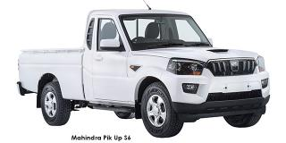 Mahindra Pik Up